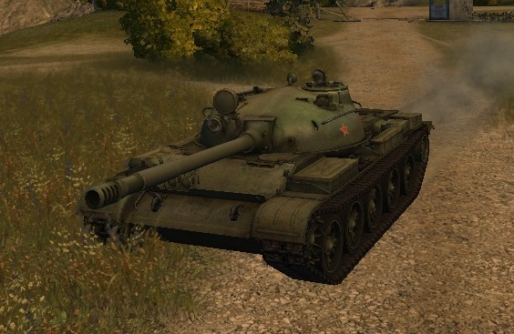 War thunder zoom на танке one
